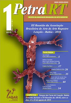 Revista da Associação Brasileira de Arte Rupestre - ABAR